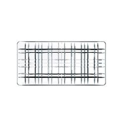 NACHTMANN Serie Square Platte 14 cm x 28 cm Vorlegeplatte
