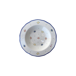 Zeller Keramik Suppenteller Suppenteller Petite Rose