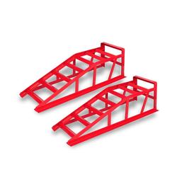 Ersatzteile Auffahrrampe 2 Stück, vidaXL