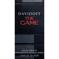 Davidoff The Game Eau de Toilette