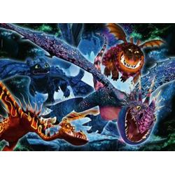 Leuchtende Dragons