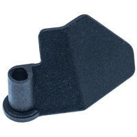 vhbw Knethaken, passend für Black&Decker B2200, B2250, B2600, B3900, B3965 Küchenmaschine / Brotbackautomat