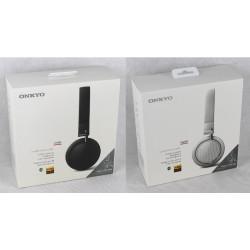 Onkyo H500BT On-Ear Bluetooth-Kopfhörer mit Mikrofon (in schwarz oder weiß)