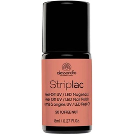 Alessandro Striplac 120 Toffee Nut 8 ml