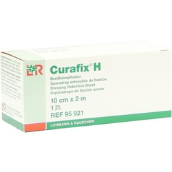CURAFIX H Fixierpflaster 10 cmx2 m 1 St.
