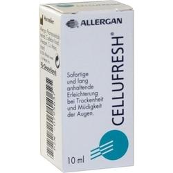 CELLUFRESH Augentropfen 10 ml