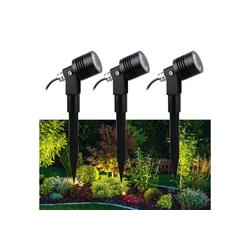 VBLED LED Gartenstrahler, LED Gartenstrahler