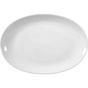 Seltmann Weiden Servierplatte Rondo Liane in weiß, 38 cm
