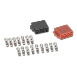 ISO Steckergehäuse Set