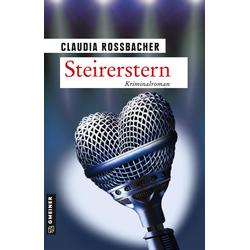 Steirerstern als Buch von Claudia Rossbacher