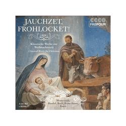 Schröder/Kidon/Hartkopf/Various - Jauchzet, Frohlocklet! (CD)