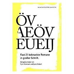 Öv Aeöv Eueij. Fynn Kliemann  Lars Kelbert  - Buch