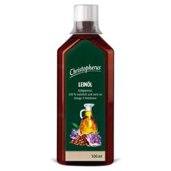 (29,18 EUR/l) Christopherus Leinöl 500 ml
