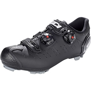 Sidi MTB Dragon 5 SRS Mega Schuhe Herren matt black EU 47 2021 MTB Klickschuhe