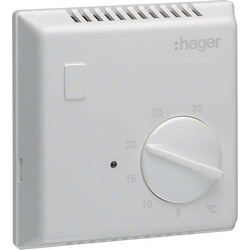 Hager Thermostat EK053