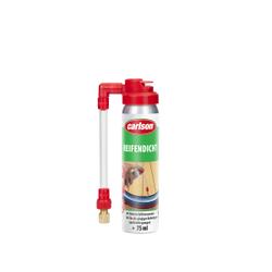 Carlson Reifendicht-Spray, Schnelle Pannenhilfe für Fahrradreifen, 75 ml - Dose