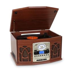 NR-620 Retro-Plattenspieler
