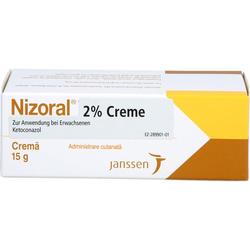 NIZORAL 2% Creme 15 g