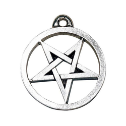 Adelia´s Amulett Magische Pentagramme Talisman, Umgekehrtes Pentagramm - Höhere Energie