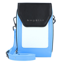bugatti Almata Handytasche 11 cm blau-blue