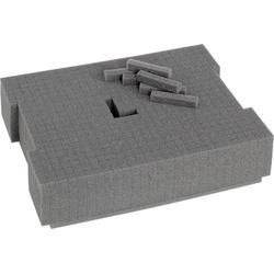 Sortimo 600.000.3673 L-Boxx LB 136 Schaumstoffeinlage (L x B x H) 405 x 315 x 85mm