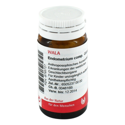 ENDOMETRIUM comp.Globuli 20 Gramm