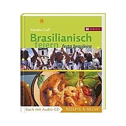 Brasilianisch feiern, m. Audio-CD