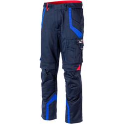 Albatros Arbeitsbundhose Toro Rosso, besonders robust blau Bundhosen Arbeitshosen Arbeits- Berufsbekleidung