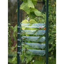 Vitavia Fenster Lamellenfenster, grün, BxH: 61x45 cm