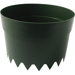 Bewässerungsring Aquaring, 20 cm, grün - 15er Set
