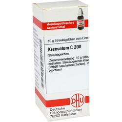 Kreosotum C 200 Globuli
