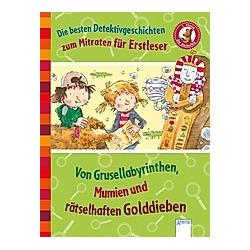 Die besten Detektivgeschichten zum Mitraten für Erstleser. Sabine Kalwitzki  - Buch
