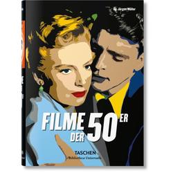 Filme der 50er als Buch von