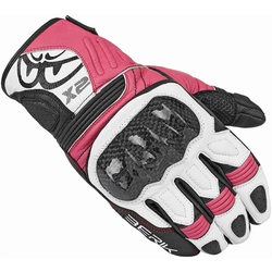 Berik LDX Damen Handschuhe, schwarz-pink, Größe XL
