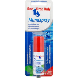 ONE DROP Only Mundspray 15 ml