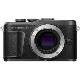 Olympus E-PL10 Body schwarz