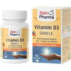 Vitamin D3 5000I.E. Wochendepot