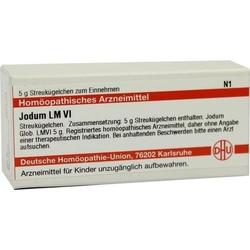 LM JODUM VI Globuli 5 g