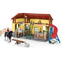 Schleich Farm World-Pferdestall 42485