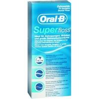 Oral B Superfloss Zahnseide 50 m