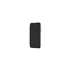 Moleskine iPhone Durchsichtige Hülle im Notizbuchstil mit Papier-Vordrucken für iPhone X/XS