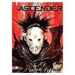 Ascender - Das Tote Meer. Jeff Lemire  - Buch