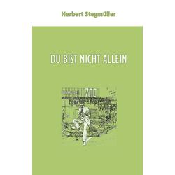 Du bist nicht allein als Buch von Herbert Stegmüller
