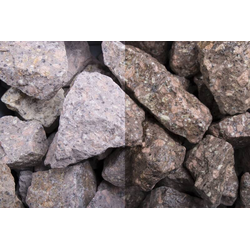 Steinschlag Roter Porphyr SS, 32-56, 500 kg Big Bag