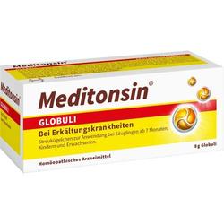 MEDITONSIN Globuli 8 g