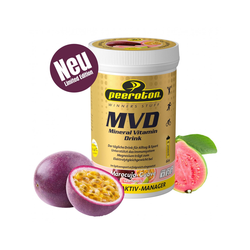 PEEROTON MVD Mineral Vitamin Drink, Maracuja-Guave, 300g
