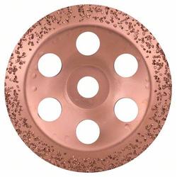 Bosch Accessories 2608600367 Hartmetalltopfscheibe, 180 x 22,23 mm, grob, schräg grob, schräg Ø 1
