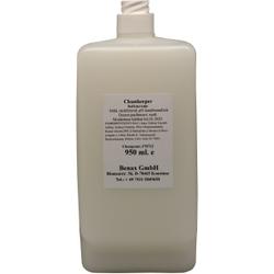 Cleankeeper Milde Seifencreme, 950 ml - Flasche -C-, weiß, Zitronenduft