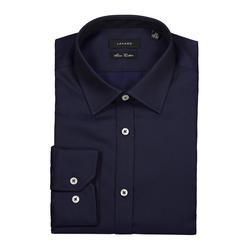 Lavard Marineblaues Hemd für Herren 92970