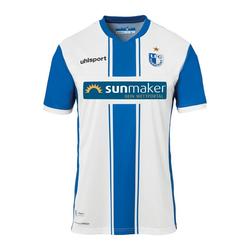 Uhlsport Fußballtrikot 1. FC Magdeburg Trikot Home 2020/2021 weiß S